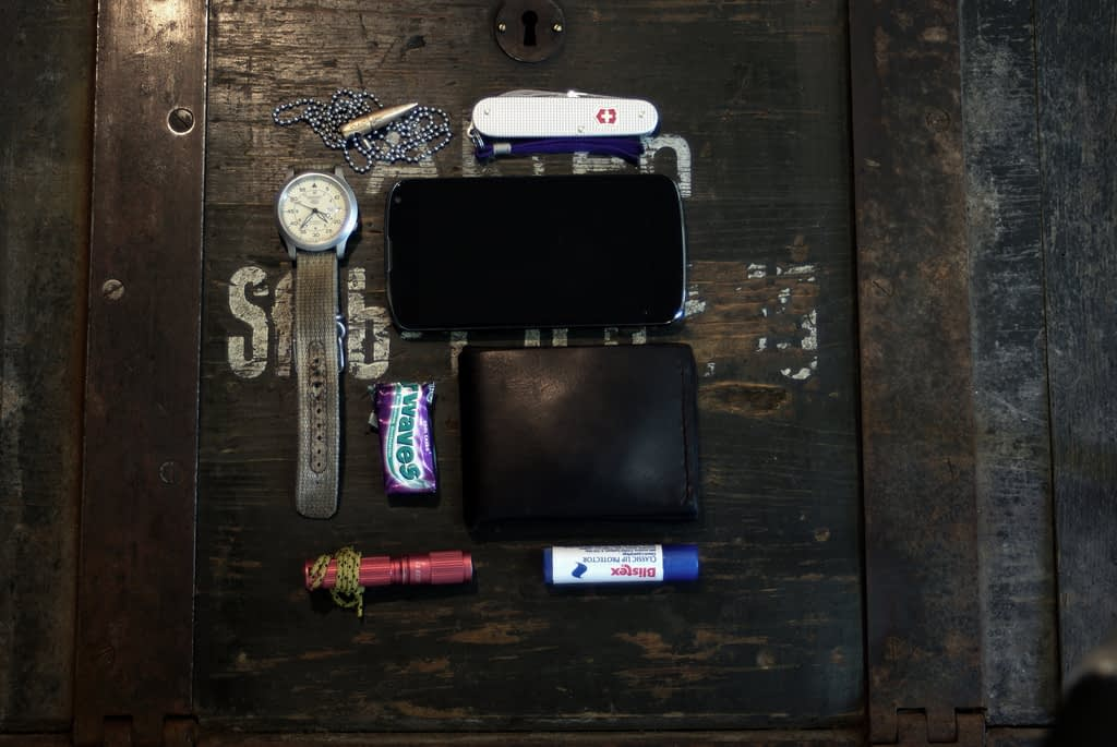 every day carry wallet